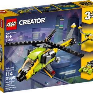 LEGO CREATOR 31092 3IN 1