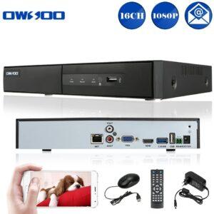 OWSOO 16CH 1080P H.264 P2P NVR CCTV