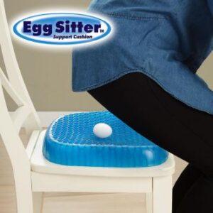 Egg Sitter cuscino con struttura a nido d'ape per una postura corretta