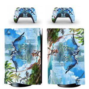 Adesivi per Console di gioco autoadesivi Cover Controller Decal per Sony Playstation 5 Controller PS5 decalcomania protettiva rimovibile