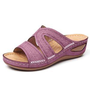Sandali da donna Open Toe estate donna ballerine scarpe donna leggera donna zeppe sandali sandali da donna Big Size Zapatos Mujer