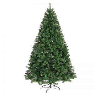 120/150/180 CM crittografia albero verde natale artificiale PVC albero decorazione camera decorazione natalizia ornamento regalo di natale