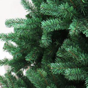 45 90 120 150 180 cm albero di natale pino con Base in legno fai da te Home Table Top Decor natale artificiale glassato alberi di Sisal